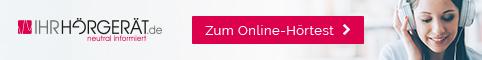 Online-Hörtest Banner 482x60
