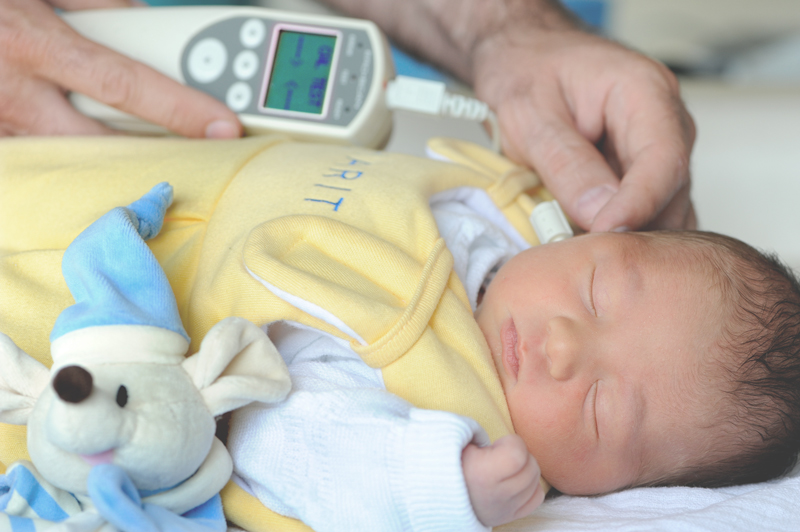 Neugeborenen-Hörscreening