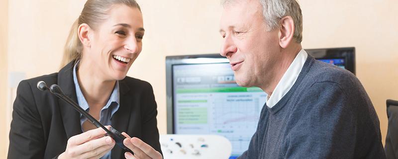 Audiotherapie in Schutz + Vorbeugen