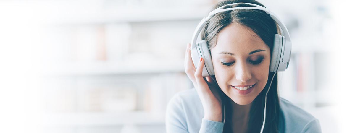 Online-Hörtest