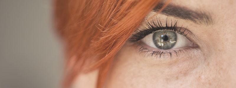Sich im Gespräch in die Augen sehen unterstützt das Sprachverständnis