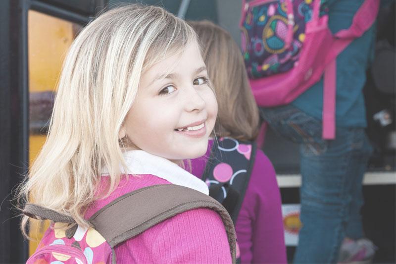 Die Sommerferien neigen sich dem Ende – nur, wenn die Kleinen gut hören, gelingt ein erfolgreicher Start.