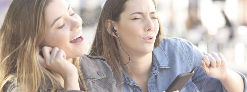 Auch junge Ohren sind gefährdet