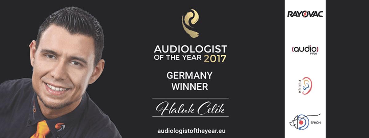 Deutschlands Hörakustiker des Jahres gekürt