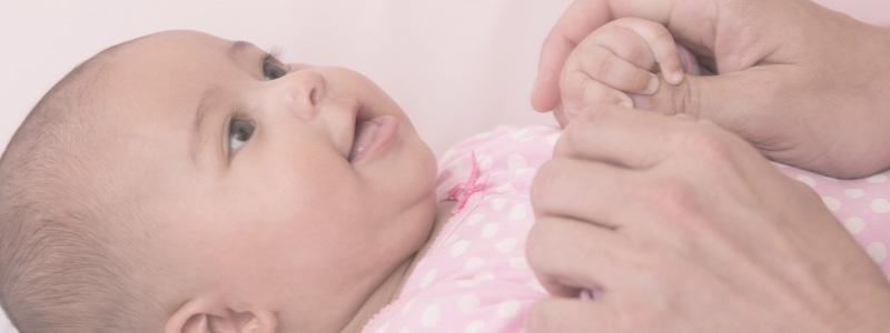 Gut Hören prägt frühkindliche Sprachentwicklung