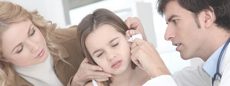 Mit der richtigen Behandlung die Mittelohrentzündung schnell heilen