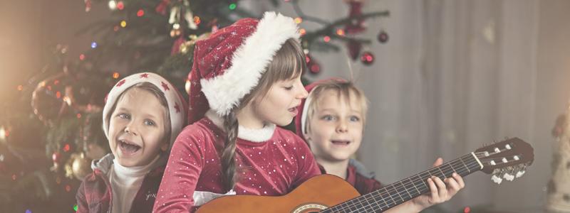 """Von """"Last Christmas"""" bis zur Stillen, Heiligen Nacht"""