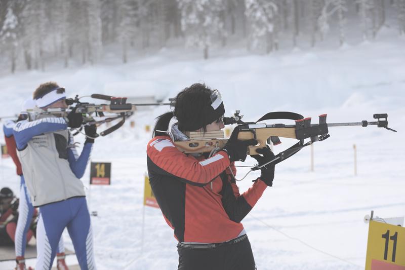 Hörakustik bei Schnee und Eis im Wintersport: Sportakustik