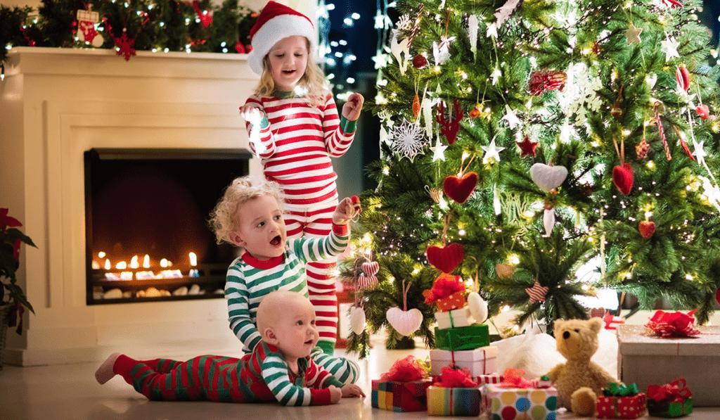 spielzeug zu laut bescherung weihnachten knalltrauma