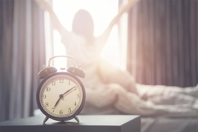Morgens gut aus dem Bett kommen – mit dem richtigen Geräusch