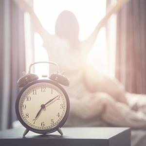 So lassen wir uns wecken
