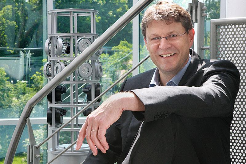 Horst Warncke, Audiologie-Experte des Bundesverbands der Hörgeräte-Industrie (BVHI)