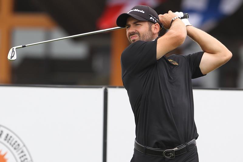 Allen John ist derzeit bester deutscher Golfer bei den Schwerhörigen