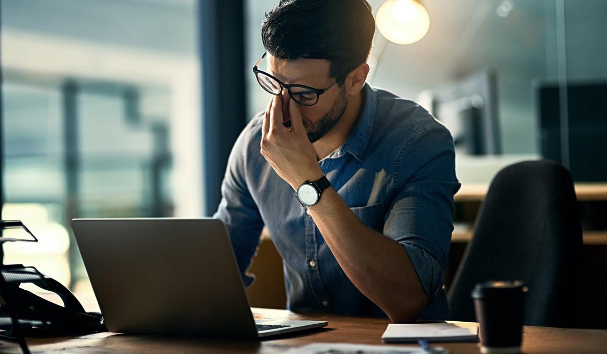 Tinnitus: Gestresst im Job?