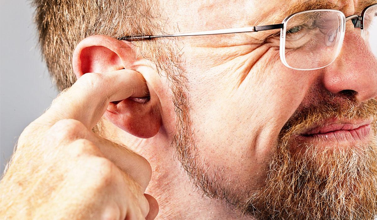 Lästiges Ohrenjucken – was tun?