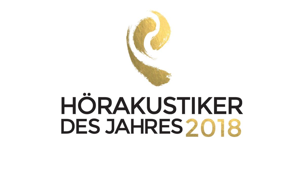 Wettbewerb: Hörakustiker des Jahres 2018
