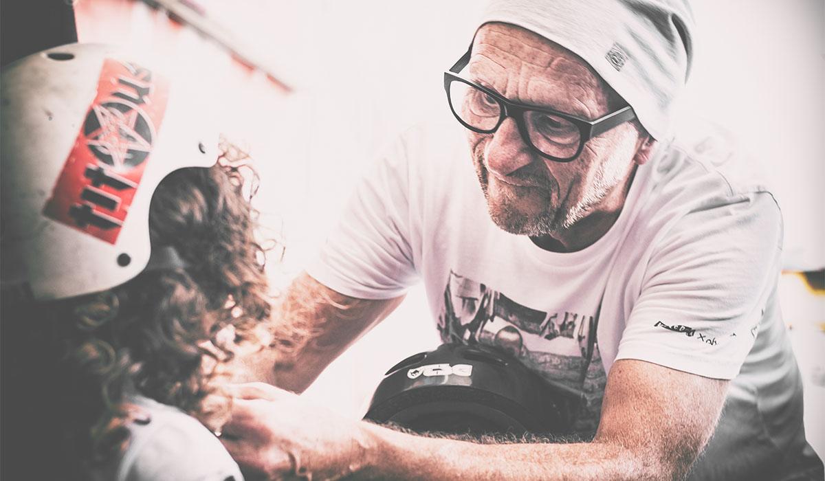 Titus Dittmann: Skateboard-Pionier mit Hörhilfen