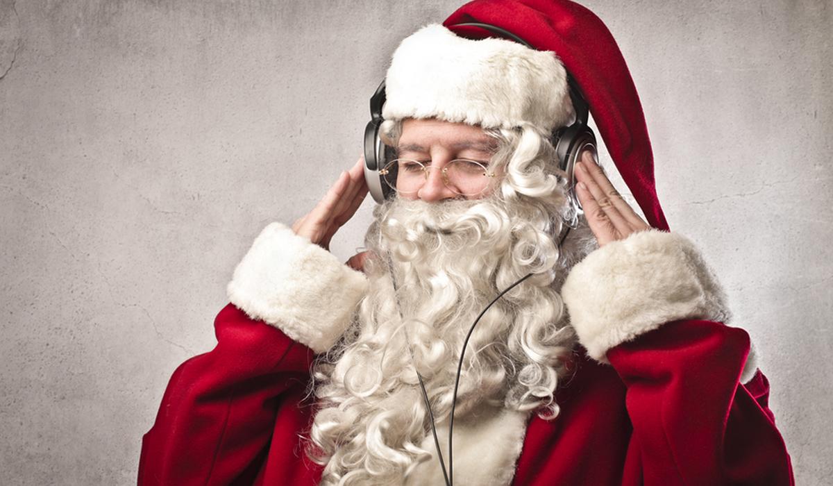 Weihnachtsmusik in Dauerschleife