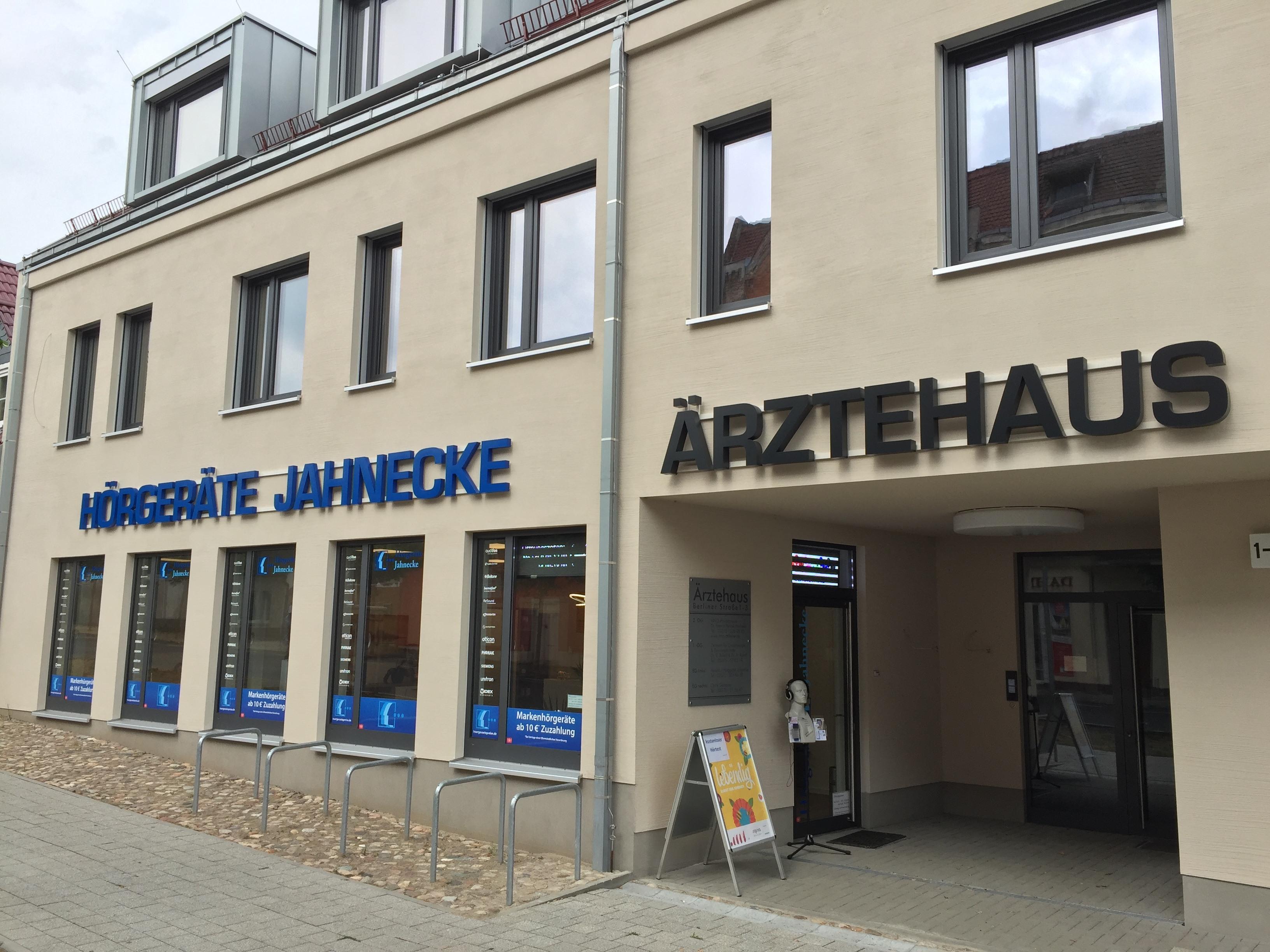 Hörgeräte Jahnecke Königs Wusterhausen