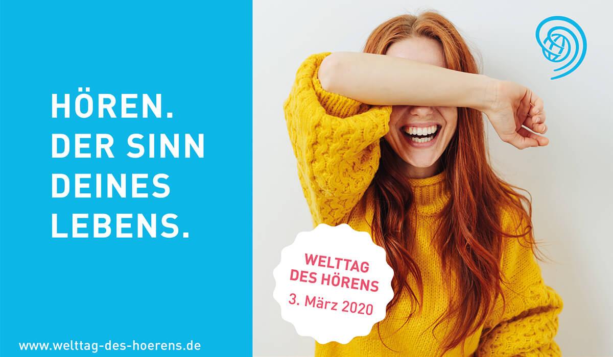 Welttag des Hörens 2020