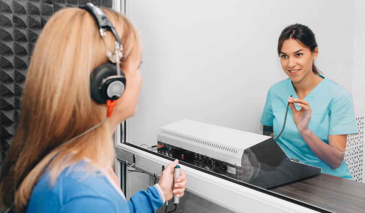 Hörgeräteversorgung