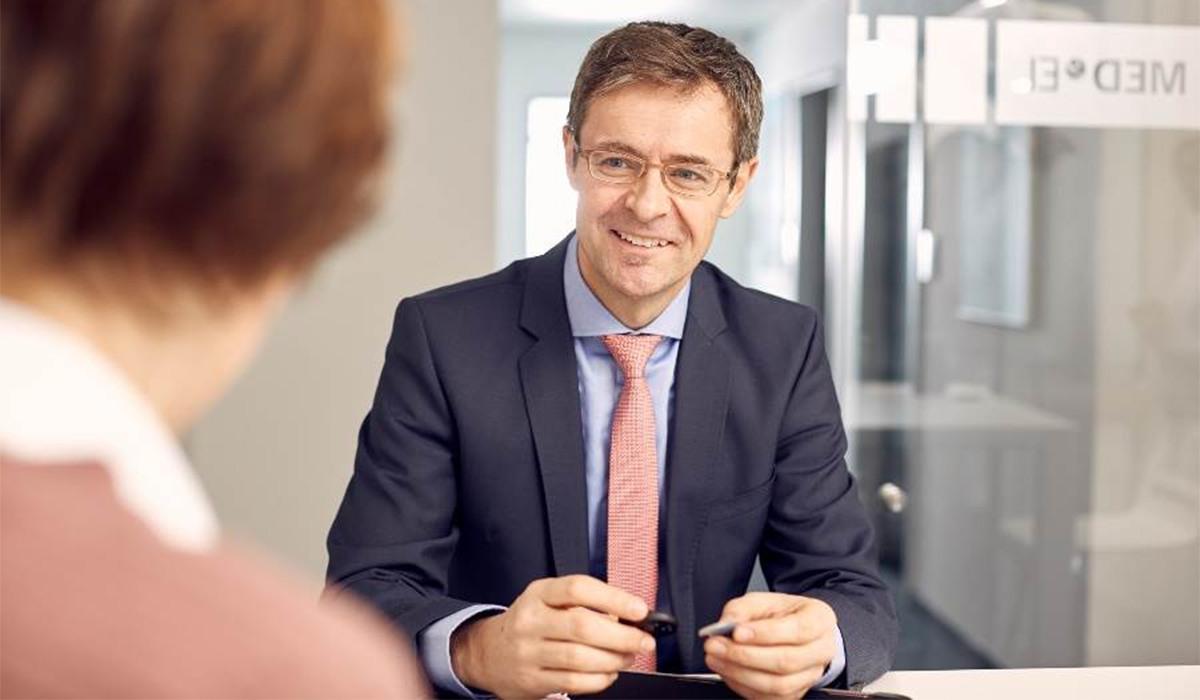 MED-EL Deutschland Geschäftsführer Gregor Dittrich