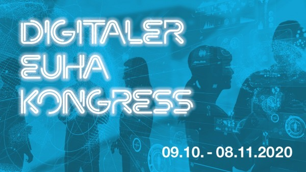 Digitaler EUHA Kongress 2020