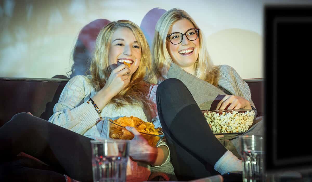 zwei Mädels Film ansehen