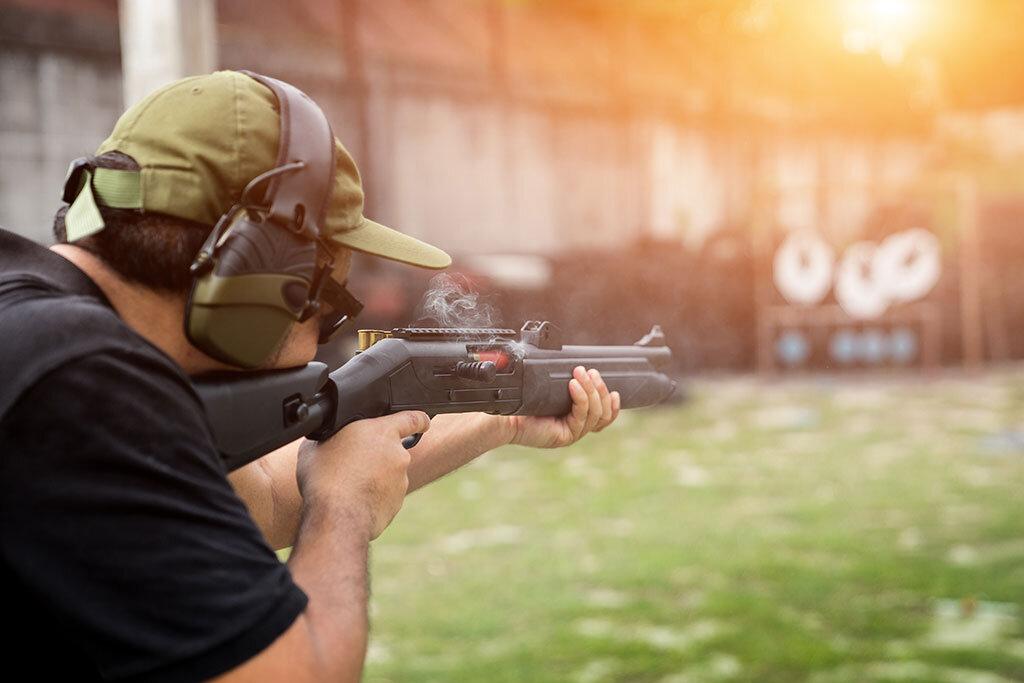 Gehörschutz Schützen