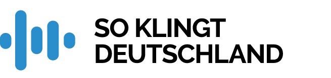 logo so klingt deutschland